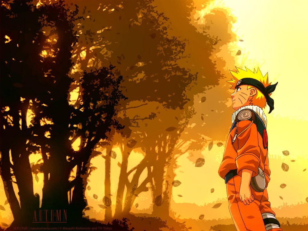 Alone Naruto Sad Wallpaper Doraemon